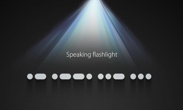 APUS Flashlight-Free & Bright 스크린샷 1