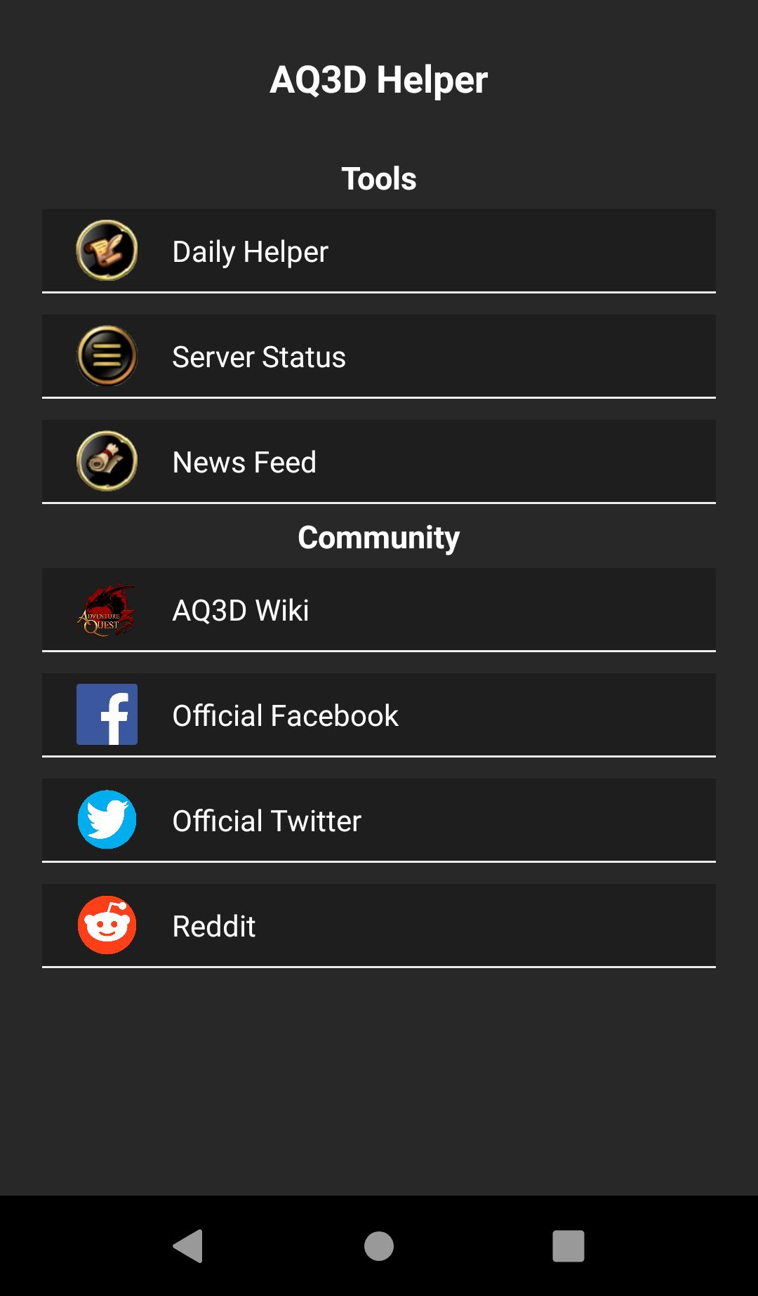 AQ3D Helper for Android - APK Download