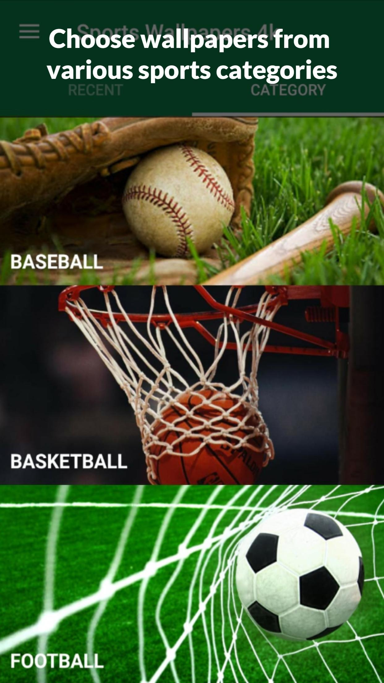 Sports Wallpaper 4k Free For Android Apk Download