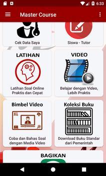 Master Course screenshot 1