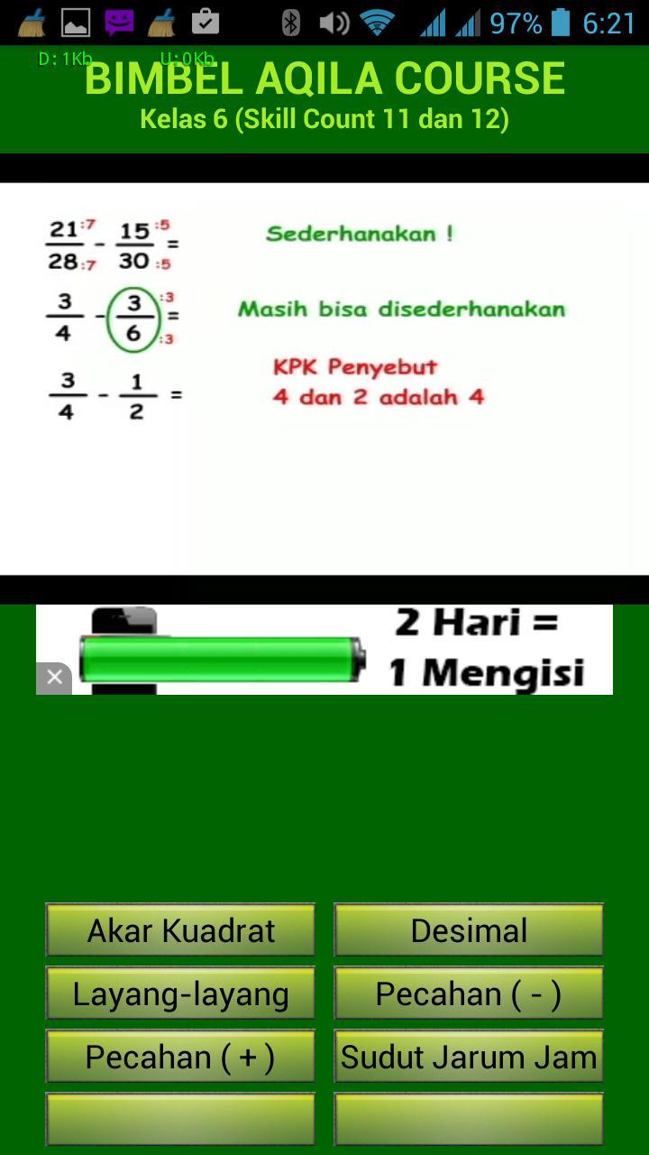 Belajar Matematika Kelas 5 For Android Apk Download