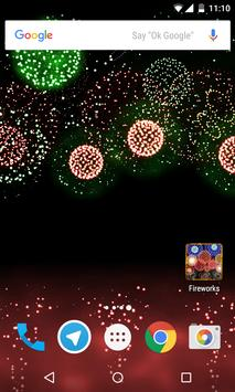 Fireworks plakat