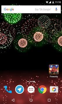 New Year 2021 Fireworks screenshot 4