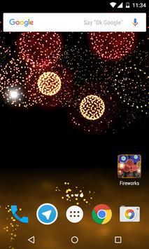 New Year 2021 Fireworks screenshot 6