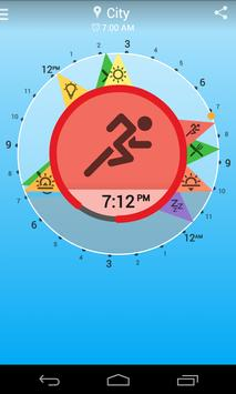 Solar Clock: Circadian Rhythm screenshot 3