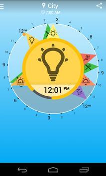 Solar Clock: Circadian Rhythm screenshot 7
