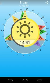 Solar Clock: Circadian Rhythm screenshot 5
