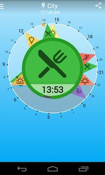 Solar Clock: Circadian Rhythm screenshot 6