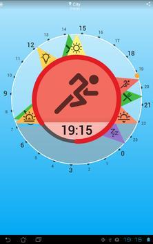 Solar Clock: Circadian Rhythm screenshot 8