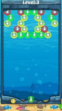 Aqua Color Number Shooter: Power pop poster