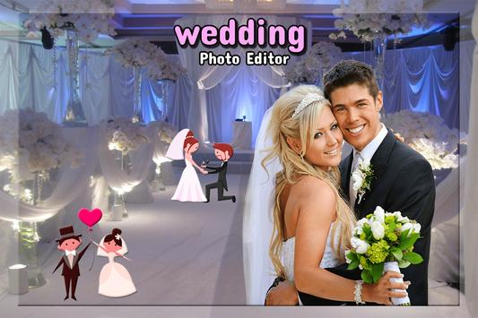 Wedding Cut Paste Photo Frame screenshot 2