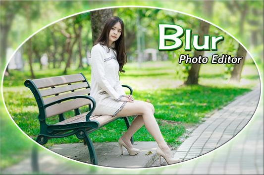 Blur Image Background photo frame poster