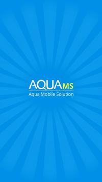 Aqua Mobile Solutions poster