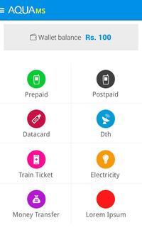 Aqua Mobile Solutions screenshot 2