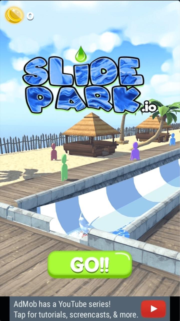 Aquapark.io slide 2019 3