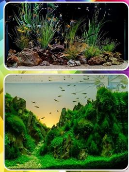 new aquarium design poster
