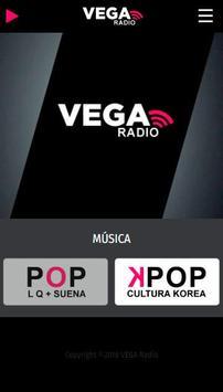 Vega Radio poster