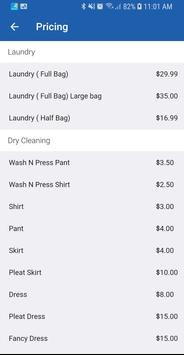 AR Laundromat - Laundry and Dry Cleaning screenshot 3