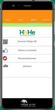 H&He - Club de Beneficios de Parque del Sol screenshot 2