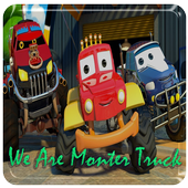 We are Monster Truck icon
