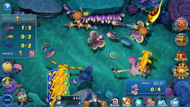 Fishing Games FIsh Live Diary Gun Shot tembak ikan screenshot 15