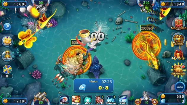 Fishing Games FIsh Live Diary Gun Shot tembak ikan screenshot 7