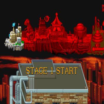 code captain commando arcade screenshot 3
