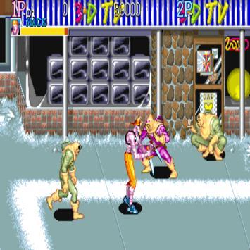 code captain commando arcade screenshot 4