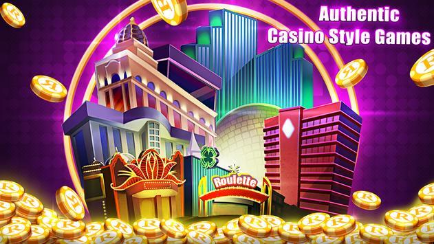 Roulette Casino FREE screenshot 10