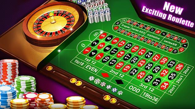 Roulette Casino FREE screenshot 1