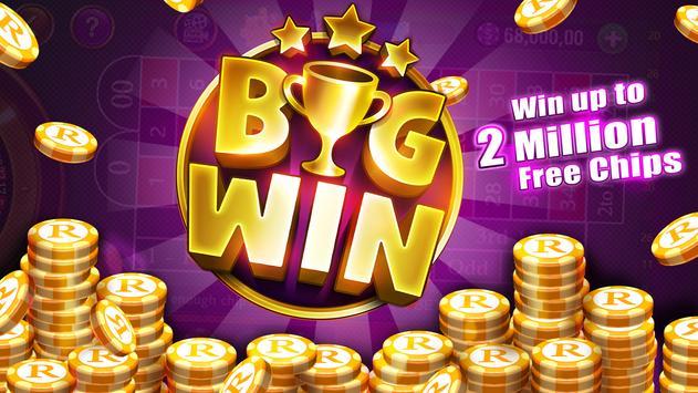 Roulette Casino FREE screenshot 9