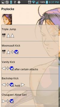 MVC2 Pocket Guide poster