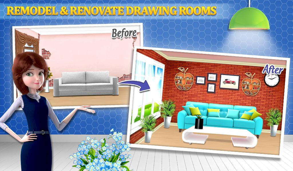 My Home Design Make Over For