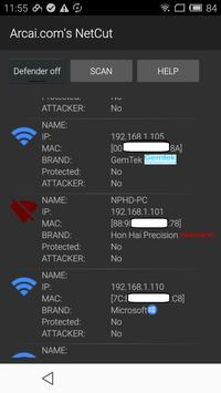 NetCut screenshot 1