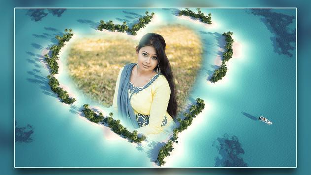 Heart Photo Frames screenshot 2