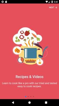 Archana's Kitchen - Simple Recipes & Cooking Ideas screenshot 4