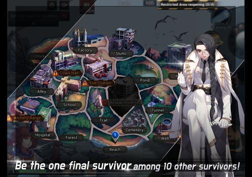 Black Survival تصوير الشاشة 11