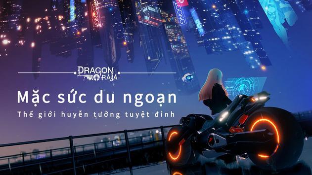 Dragon Raja poster