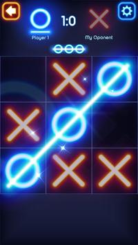 Tic Tac Toe Glow screenshot 1