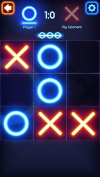 Tic Tac Toe Glow screenshot 4