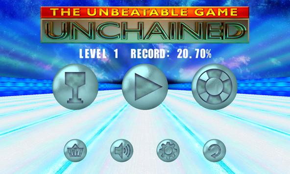 The Unbeatable Game Unchained-poster