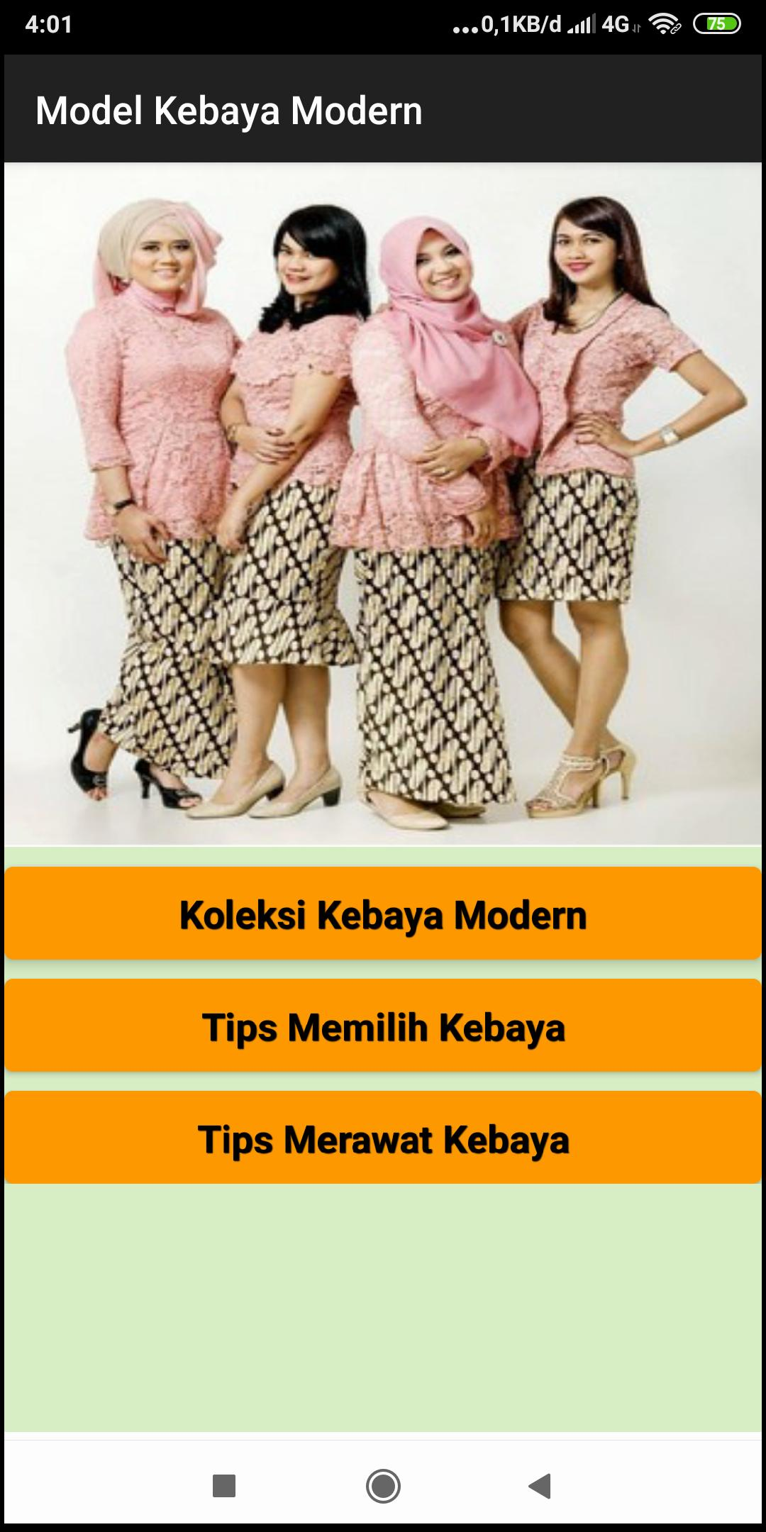 Kumpulan Model Kebaya Modern for Android - APK Download