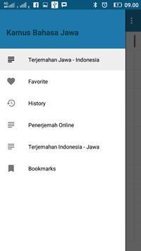 Kamus Bahasa Jawa (Kalimat) poster