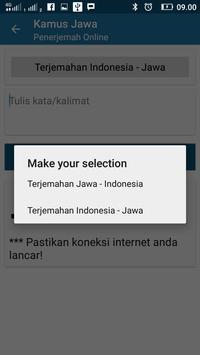 Kamus Bahasa Jawa (Kalimat) screenshot 4