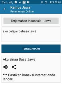 Kamus Bahasa Jawa (Kalimat) screenshot 5