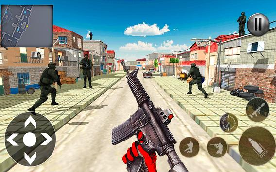 Army Commando Mission Black Ops Shooting Strike screenshot 3