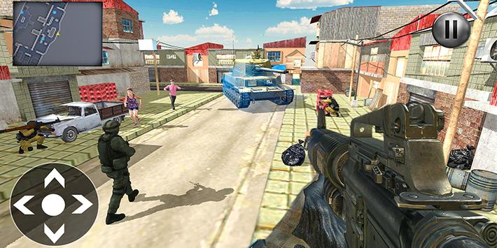 Army Commando Mission Black Ops Shooting Strike screenshot 1
