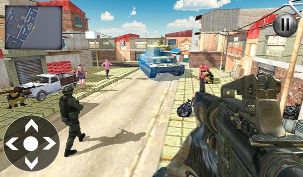 Army Commando Mission Black Ops Shooting Strike screenshot 7