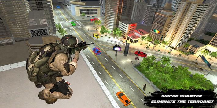Sniper Traffic Shooter- Traffic Hunter 2019 screenshot 1