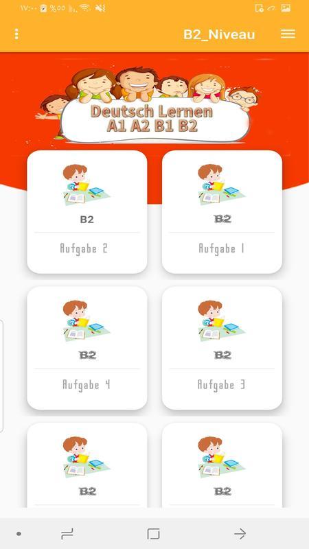 Brief Schreibena1 A2 B1 B2 для андроид скачать Apk